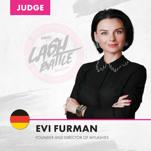 Judge Evi Furman from germany