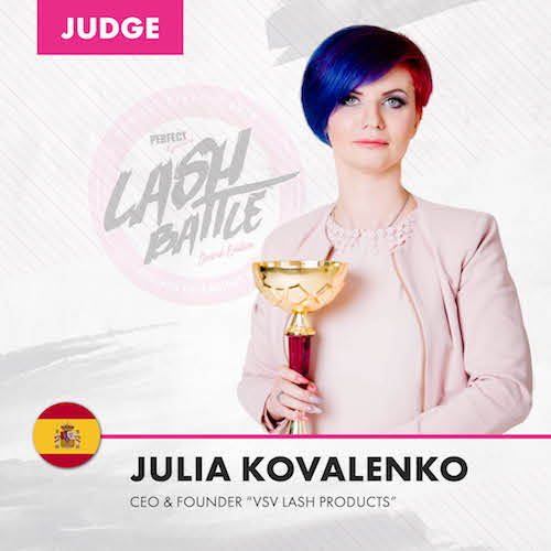 Judge Julia Kovalenko