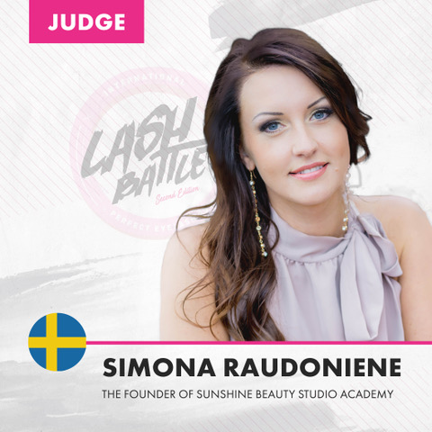 Judge Simona Raudoniene