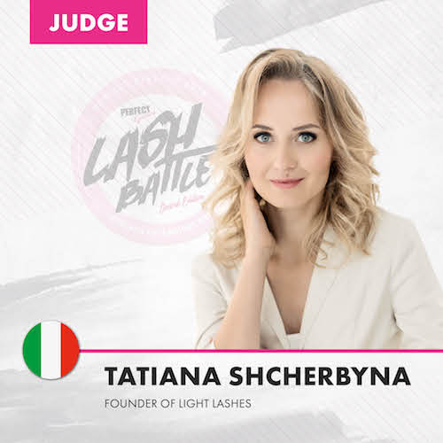 Judge Tatiana Shcherbyna